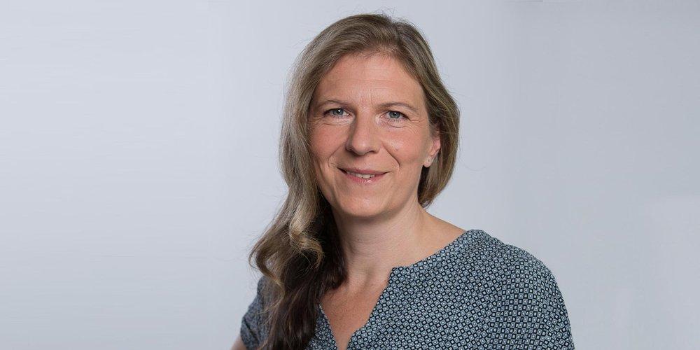 Portrait Claudia Tiedge, stellvertretdne Vorsitzende NGG