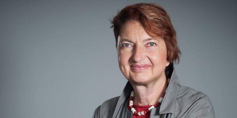 Annelie Buntenbach, DGB-Vorstandsmitglied