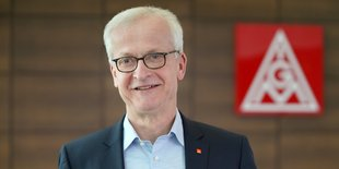 Geschäftsführendes Vorstandsmitglied der IG Metall Dr. Hans-Jürgen Urban